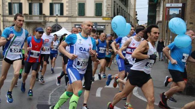 Empoli Half Marathon (foto Regalami un sorriso onlus)