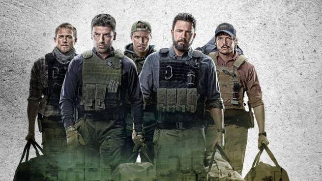 Dettaglio del poster del film – Foto: Netflix
