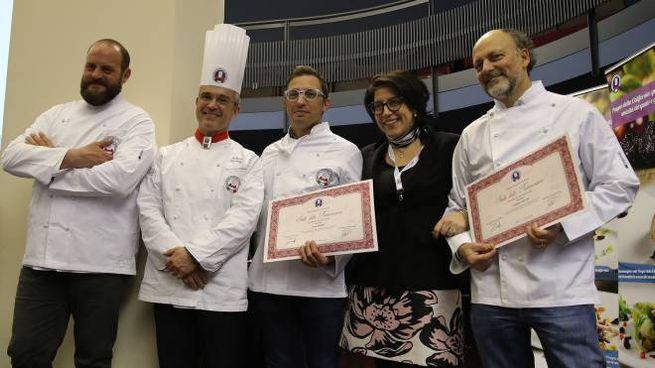 Stelle della Ristorazione, la cerimonia di premiazione a Pesaro (Fotoprint)
