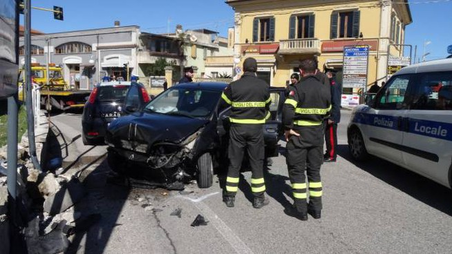 Incidente mortale a Marotta