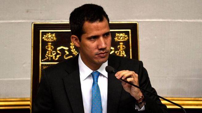 Juan Guaidò (Lapresse)