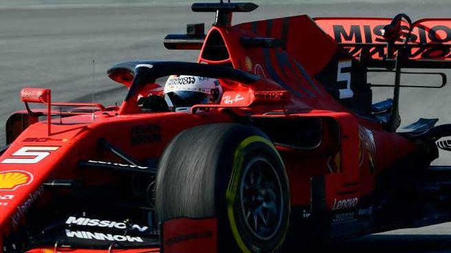 Sebastian Vettel (Afp)