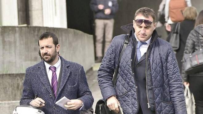 Mattia Alfano e Massimo Nistri, avvocati della nonna