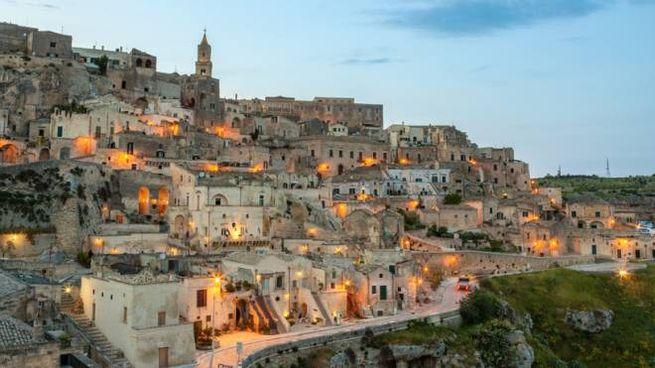 Matera è una città unica al mondo