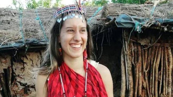 Silvia Romano in Kenya