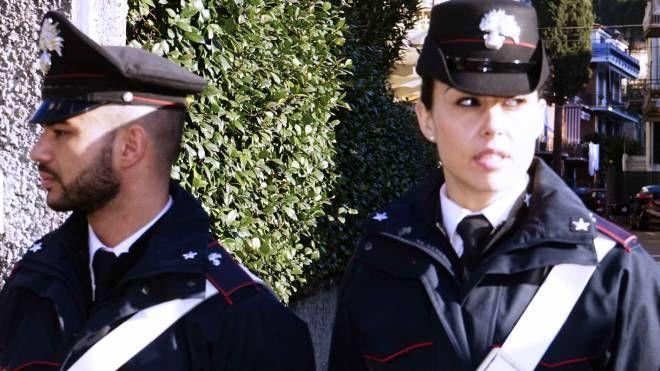 I carabinieri di Deiva Marina sono intervenuti su richiesta del parroco