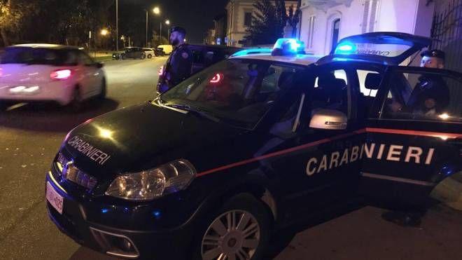 Sugli episodi indagano i carabinieri