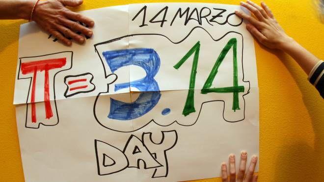 Pi Greco day (Ansa)
