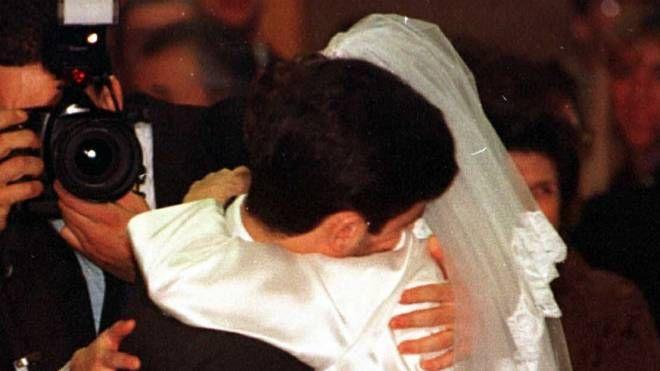 Un matrimonio (foto d'archivio Germogli)