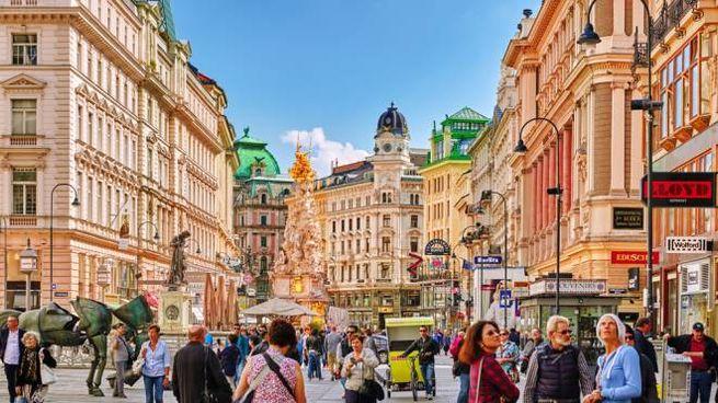 Vienna è la città con la qualità della vita più alta