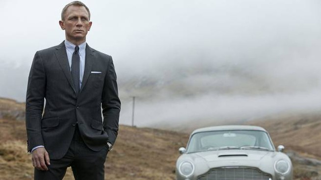 Una scena del film 'Skyfall' – Foto: Francois Duhamel/United Artists/Columbia Pictures