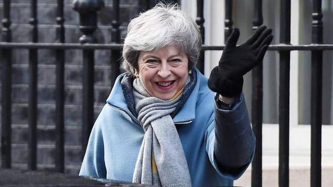 Theresa May (Ansa)