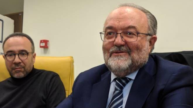 Paolo Morello Marchese, direttore generale della Asl Toscana centro