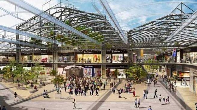 L'ex area Falck di Sesto vista nei grandi rendering basati sulle idee di Renzo Piano