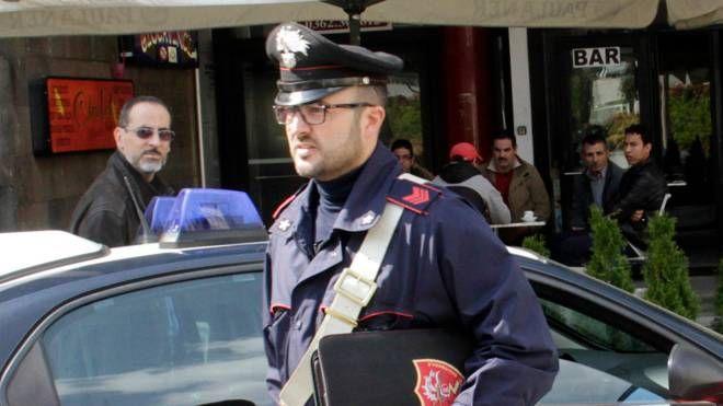 I militari indagano sull'aggressione avvenuta a Fucecchio