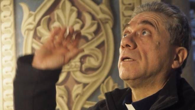 Il parroco don Chiantaretto