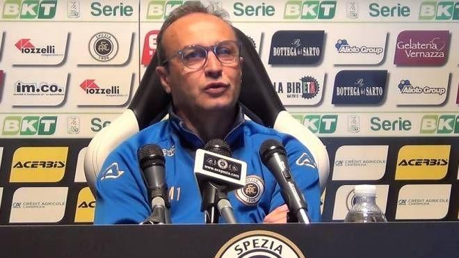 L'allenatore Pasquale Marino