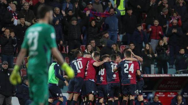 Cagliari-Fiorentina viola ko