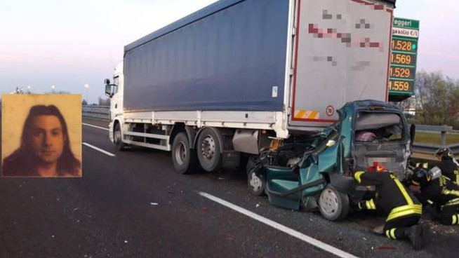 L'incidente sull'A13 e Francesco Frisina