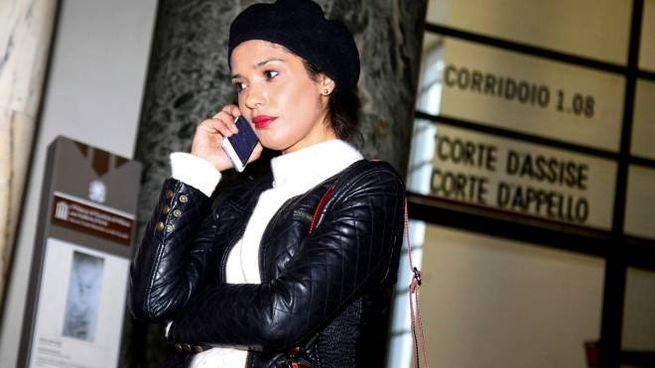 Imane Fadil, testimone al processo Ruby (Lapresse)