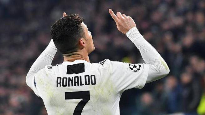Juventus, Cristiano Ronaldo (Ansa)