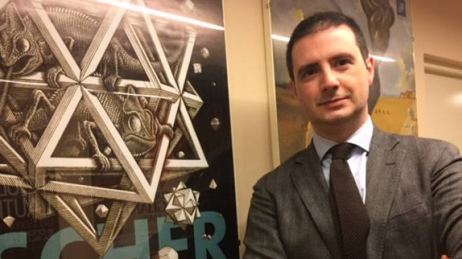 Alessandro Cerami, coordinatore grandi mostre di Palazzo Blu