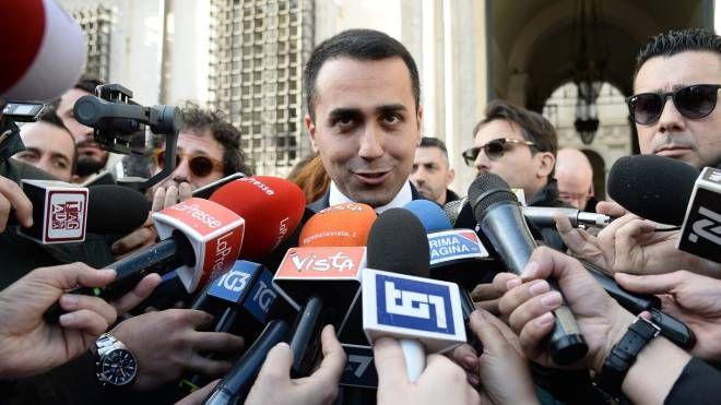 Il vicepremier Luigi Di Maio (LaPresse)