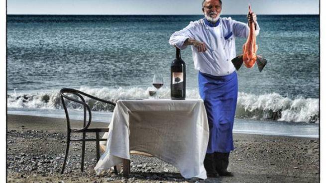 Luciano Zazzeri (dalla pagina Fb del suo ristorante)