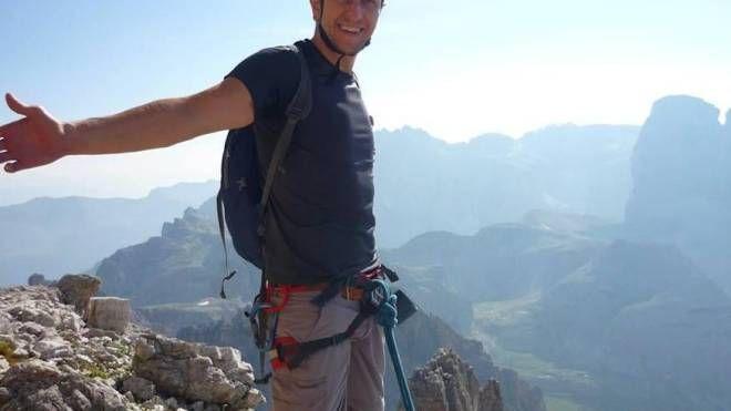 Luca Masini è psicologo e psicoterapeuta che applica  la montagnaterapia, termine coniato nel 1999