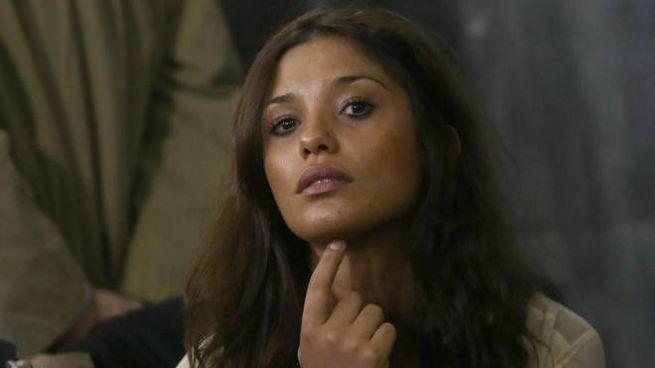 La modella marocchina Imane Fadil (Ansa)