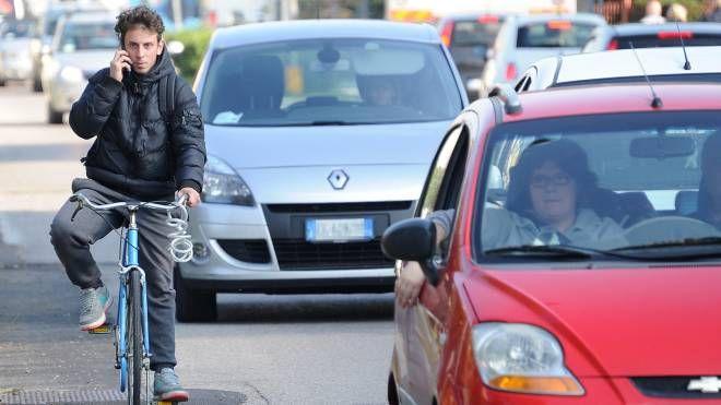 Sulla Saronnese il traffico è già oltre il limite di guardia