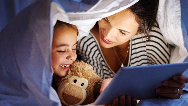 Fiabe Per Bambini App Per Fare Felici I Piccoli Magazine Tempo