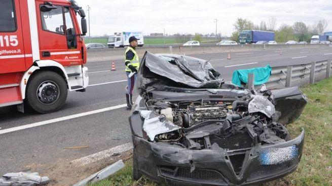 Incidente mortale in A1 il 19 marzo 2019