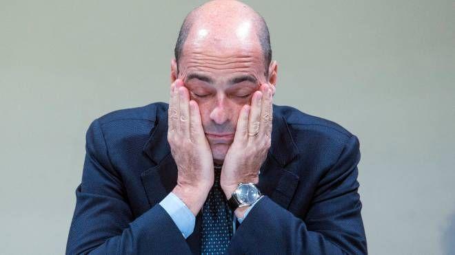 Nicola Zingaretti, segretario del Pd (Imagoeconomica)