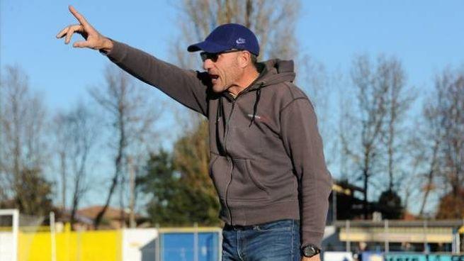 Ezio Rossi, allenatore del Milano City Bg