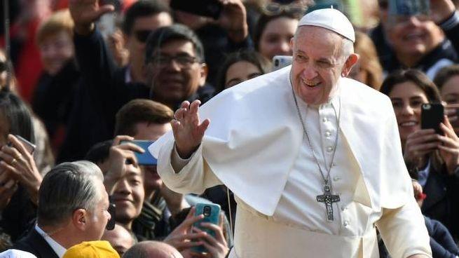 Papa Francesco sarà a Loreto il 25 marzo (Foto LaPresse)