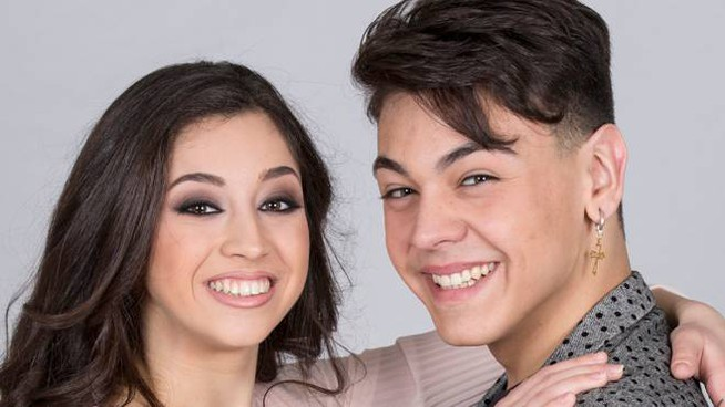 Mia Gabusi e Marco Leonardi, la coppia più giovane della nuova edizione di 'Ballando con le stelle' al via il 30 marzo