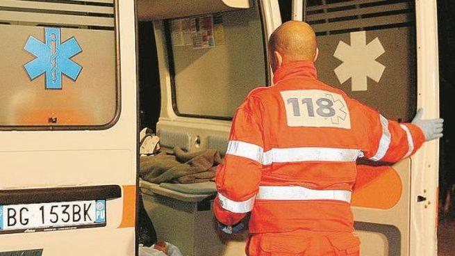 Cantiano, muore in taxi per un malore (Fotoprint di repertorio)
