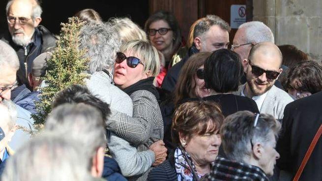 Il funerale di Antonio Morelli
