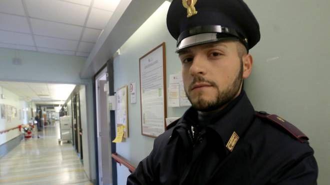 La Polizia è intervenuta in ospedale dopo ripetuti furti negli spogliatoi