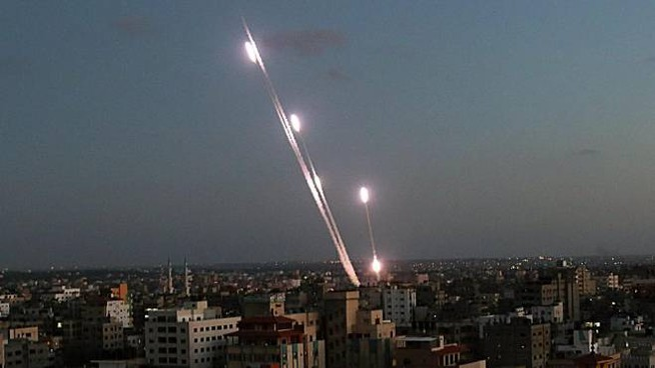 L'offensiva di Israele su Gaza (Ansa)