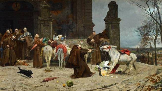 Ritornoa al Convento di Eduardo  Zamacois y Zabala (1868)