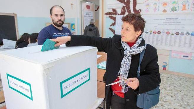 Basilicata al voto per le elezioni regionali (Ansa)