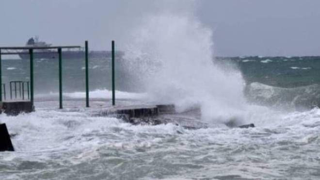 Ravenna, allerta meteo per vento e stato del mare