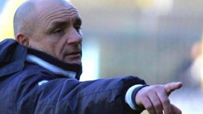L'ormai ex tecnico della Samb Giorgio Roselli