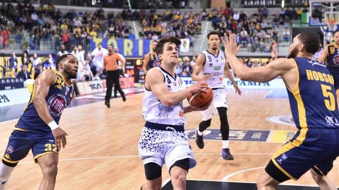 La Germani Brescia supera Torino (Ciamillo-Castoria)