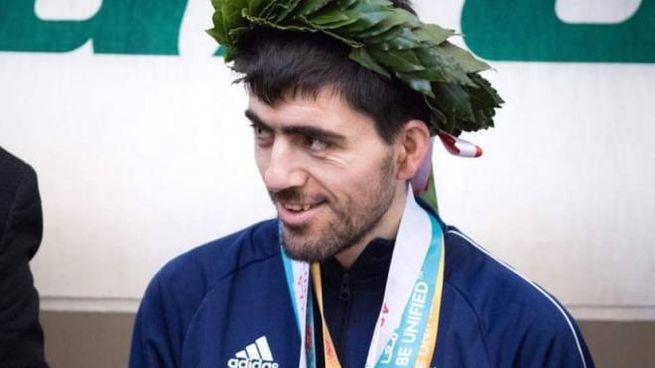 Matteo Maggioli incoronato campione del mondo negli Emirati Arabi