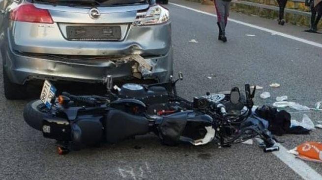 Ascoli, incidente in superstrada il 24 marzo 2019