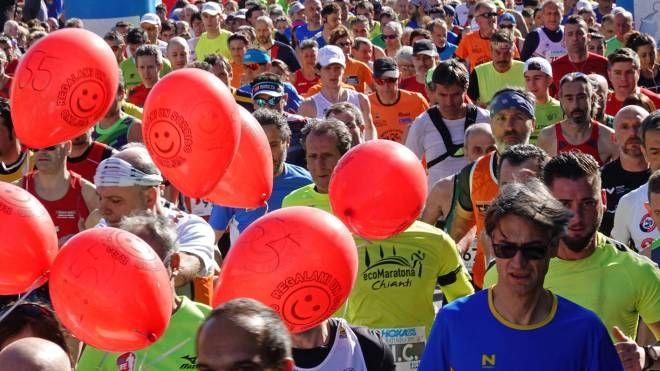 Maratonina di Pistoia (Luca Castellani/FotoCastellani)