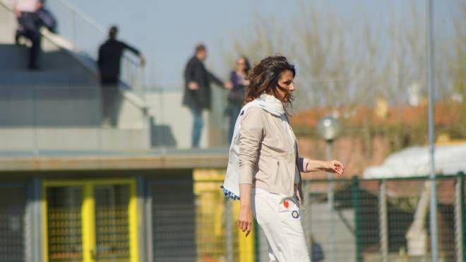 Paola Coia, presidentessa del Tuttocuoio (Fotocronache Germogli)